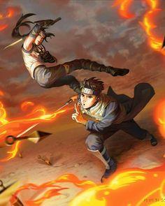 Shisui and Itachi Uchiha - Naruto Naruto Kakashi, Anime Naruto, Naruto Shippuden Anime, Naruto Art, Gaara, Manga Anime, Wallpaper Naruto Shippuden, Naruto Wallpaper, Hd Wallpaper