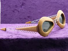 Bendall Design- Wearable Incredible Artistic Eyewear//facesunglasses