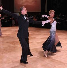The Tango with Mikolaj Czarnecki and Charlene Proctor at the United States Dancesport Championships in Orlando, Florida 2013.  Photo by Park West Photography.