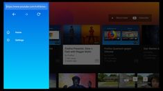 Amazon's Fire TV Brings Firefox Browser Support