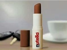 Wenn Deine Lippen endlich das bekommen, was sie verdienen.   23 Bilder von Nutella, von denen Du direkt schwanger wirst