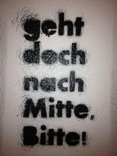 Mitte: Gesagt getan! Auf geht es nach Berlin Mitte. #Mitte #Berlin #Spruch >> berlin-mitte ♥