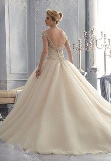 ac58af0ed46b3b 25 beste afbeeldingen van wedding dress - Formal dress