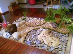 1000 images about jardines zen para interior on pinterest for Modelos de jardines interiores