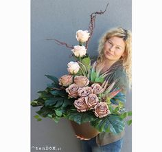 Funeral Flowers, Flower Arrangements, Floral Wreath, Wreaths, Decor, Window Boxes, Floral Arrangements, Decoration, Door Wreaths