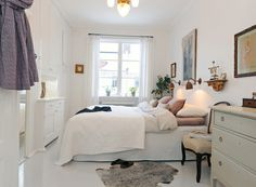 Großartige Einrichtungstipps für das kleine Schlafzimmer (Coole DEKO ...