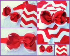 Auction is OPEN! #Hairbow @The Crafty Double J's @Jaime Hutto