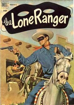 the lone ranger comics