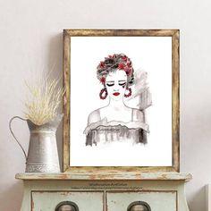 Watercolor Flowers, Watercolor Art, Wall Art Prints, Fine Art Prints, Gloss Matte, Gifts For An Artist, Easter Art, Etsy Christmas, Art Studies