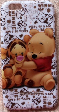 Disney Winnie The Pooh Tigger Soft Back Phone Case Cover Shell for iPhone 6 6S | eBay
