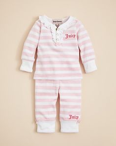 JUICY COUTURE ~ cute stripes