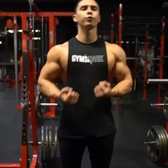 Bicep And Tricep Workout, Forearm Workout, Full Body Hiit Workout, Gym Workout Videos, Dumbbell Workout, Boxing Workout, Workout Guide, Gym Workouts, Gladiator Workout