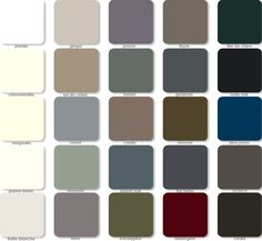 Pantone metallic color chart google search my colour chest pinterest pantone color for Feng shui interior paint colors