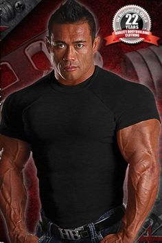 Find short sleeve shirts for bodybuilders and powerlifters at HOT BODZ. Featuring a wide selection of fitted shirts, tees and polos! Bodybuilding T Shirts, Tshirts Online, Workout Shirts, Leather Jacket, Polo, Tees, Fitness, Jackets, Style