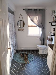 Few floors take as much of a beating as a bathroom floor. Highly trafficked and…