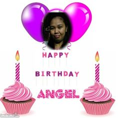 2zxda-2gucd Happy Birthday Angel, Birthday Photos, Birthday Cake, Creative, Desserts, Food, Anniversary Photos, Tailgate Desserts, Birthday Cakes