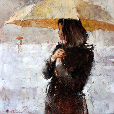 La Parapluie Jaune