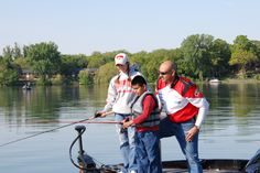 Fishing for beginners. What you need to get yourself or your #kids started.