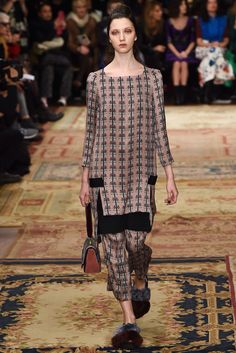 Antonio Marras Fall 2015 Ready-to-Wear Fashion Show Collection