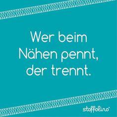 So ist es dann wohl  #zitat #teamstoffolino #spruch #nähen #sew #sewing #spruch #einzigartig #nähzeit #nähenmachtglücklich #diy #doityourself #nähenistliebe #instasew
