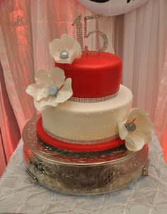Sweet Treat Creations, Quinceanera Cake