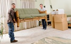 Top blokes doing a top job. If you need home or office removals in Perth, check out the Able Removals website now!