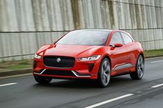 Described as 'the future of motoring', Jaguar's I-PACE has been flexing its electrical muscles around the capital