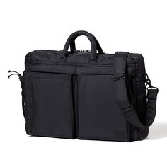 Black Beauty Briefcase by Head Porter - Can't find it anywhere...