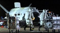 Pentagons Highly Classified X-37B 'Space Plane' to Land After Record Tim...