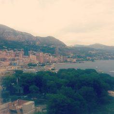 #Rocher Monaco depuis le Rocher  #Méditerannée #Montagne #Monaco #MonteCarlo #Rocher #Horizon #Musée #Principauté #LikeForLike #Vert #Mer #FollowForFollow by clementin.d from #Montecarlo #Monaco