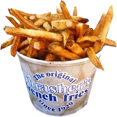 Ocean City Maryland Tradition | The Original Thrasher's French Fries