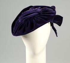 Miss Sally Milgrim | Hat | American | The Met