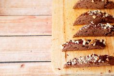 Double Chocolate Biscotti | 12 Tomatoes