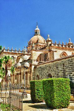 Cathedral - Jerez de la Frontera, Cadiz, Spain