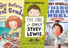 If you're looking to match your kid up with the perfect book for their grade, here are some suggestions that truly capture the elementary school experience.
