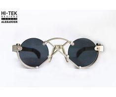 Hi Tek London Unique Alternative Sunglasses Flat Lens Design Frame. Lunettes  De SoleilMontures ... fc9919ce9b52