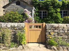 Hardwood gate fitted by Atkinsons fencing Garden Fence Panels, Garden Fencing, Drive Gates, Garden Buildings, Hardwood, Shed, Deck, Outdoor Structures, Home