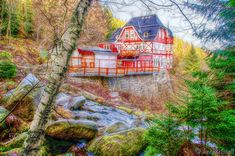 Blick zum Gasthaus by Manfred bergkristall on Cabin, House Styles, Home Decor, Photos, Homemade Home Decor, Interior Design, Cottage, Home Interiors, Wooden Houses