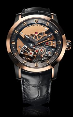 MAESTOSO | Traditional Complications Line | Collections | Christophe Claret #Watch