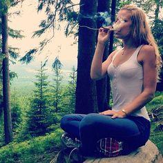 Yoga mama and cannabis entrepreneur!