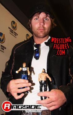 DEAN IS GONNA TAKE HIS ACTION FIGURE AND BEAT THE CRAP OUTTA SETH'S ACTION FIGURE<3<3<3<3<3<3<3<3<3