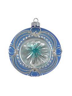 Dagmara - Bauble Reflective Glass Ball Ornament