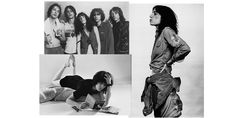 In her new book M Train, Patti Smith recounts her life from the New York café she visits every morning in a haunting autobiography. Vogue.fr looks back through the vintage photo album of a gravel-voiced, androgynous rock icon.