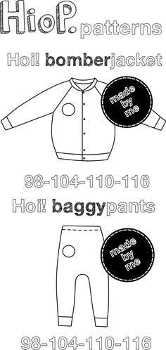 Hoi! bomberjacket | HiopShop
