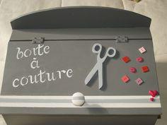boite a couture  #chantournage