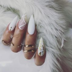 love white #nails #nailart #philglamournails #philnails #beverlyhills #la #ca #lux #makeuptutorial #makeupartist