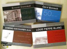 Poate deja ştiaţi, dar vă anunţ şi eu. Din 2014 există o colecţie extrem de interesantă a Editurii Istoria Artei, Arhitecţi de neuitat. Oana Marinache (autor) şi Cristian Gache (grafică) au reuşit să documenteze şi să publice deja patru monografii a unor arhitecţi care au reprezentat destul de mult pentru arhitectura din Romania secolelor 19 [...]