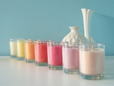 Rose in Thorns is the creative boutique of Rose Wells . Currently specialising in candles, I always have ideas of other products to ad. Glass Votive, Votive Candles, Valentine Day Gifts, Valentines, Food Kiosk, Candle Labels, Best Candles, Label Design, Glass Of Milk