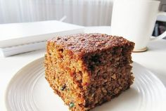 Ale ciasto, jak to ciasto… Sama marchew. Vegan Dessert Recipes, Low Carb Desserts, Cake Recipes, Eat Happy, Easy Eat, Sweets Cake, Dessert Bars, Let Them Eat Cake, Healthy Desserts