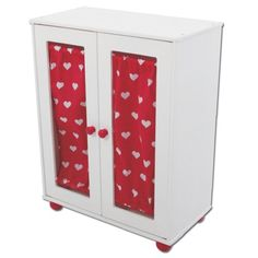 Baby Armoire  - Pin it :-) Follow us .. CLICK IMAGE TWICE for our BEST PRICING ... SEE A LARGER SELECTION of  Baby Armoire at  http://zbabybaby.com/category/baby-categories/baby-nursery/baby-armoire/ - gift ideas, baby , baby shower gift ideas, kids  -    The New York Doll Collection Wooden Doll Armoire Closet « zBabyBaby.com
